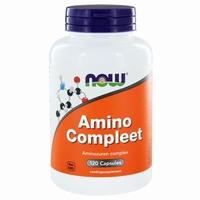 NOW Amino compleet 120cap