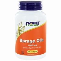 NOW Borage oil 1000mg 60sft