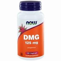 NOW DMG pangaam zuur B15 125 mg 100cap