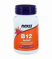 NOW Vitamine B12 actief 100zt