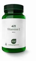 AOV  411 Vitamine E 200IE natuurlijk 100cap
