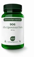 AOV  906 Alfa-Liponzuur forte 60cap