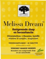 New Nordic Melissa Dream  40tabl