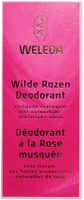 Weleda Wilde rozen deodorant 100ml