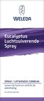 Weleda Eucalyptus luchtzuiverende spray 30ml
