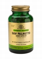 Solgar 4143 Saw Palmetto Berry Extract (Zaagpalm) 60vcaps