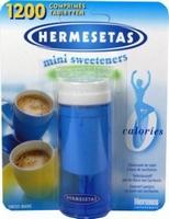 Hermesetas sweeteners 1200zoetjes