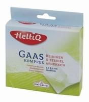 Heltiq Gaascompressen 5x8,5cm 16st