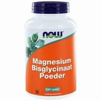 NOW Magnesium bisglycinaat poeder 227g