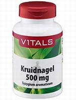 Vitals Kruidnagel 100caps