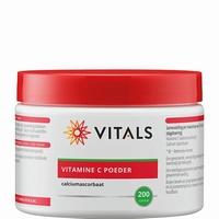 Vitals Vitamine C poeder calciumascorbaat 200g