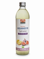 Mattisson Aquakefir vijgen citroen BIO 500ml