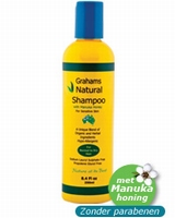 Grahams Shampoo 250ml