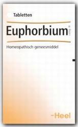 Heel Euphorbium compositum H 250tab