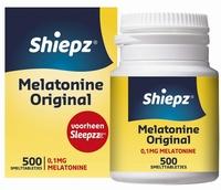 Sleepzz Melatonine original 0,1mg 500smelttabl