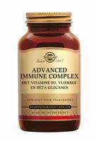 Solgar 0244 Advanced Immune Complex met D3 60vcaps