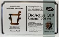 Pharma Nord Bio Active Q10 Uniquinol 100mg 150gcaps