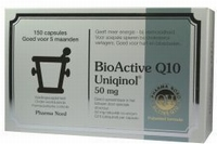 Pharma Nord Bio Active Q10 Uniquinol  50mg  30gcaps