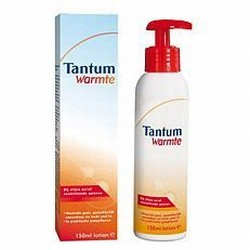 Tantum warmte lotion 150ml