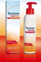 Tantum extra warmte lotion 150ml