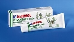 Gehwol Fusskraft groen 125ml