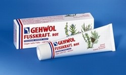 Gehwol Fusskraft rood 125ml