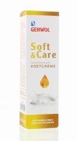 Gehwol Zachte voeten soft & care verzorgende creme 75ml