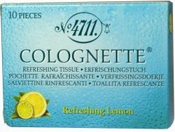 4711 Colognettes Lemon 10st