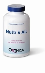 Orthica Multi 4 all 180tab