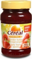 Cereal fruit aardbei 270g