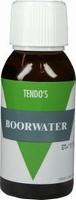 Boorwater 120ml