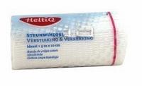 Heltiq Steunwindsel wit 5m x10cm ideaalwindsel