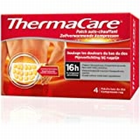 ThermaCare Lower back & hip 2st