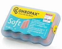 Ohropax soft oordopjes konisch 10st