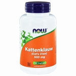 NOW kattenklauw Cats claw 500mg 100caps