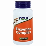 NOW Enzymen complex 800mg  90tab