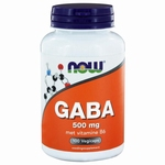 NOW GABA 500mg 100cap