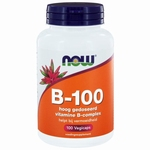 NOW Vitamine B100 capsules 100cap