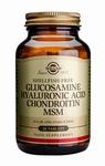 Solgar 1316 Glucosamine Hyaluronic Acid Chondroitin MSM 60tb