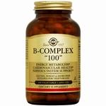 Solgar 1150 Vitamine B100-complex 100caps