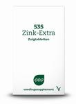 AOV  535 Zink-Extra zuigtabletten 30zt