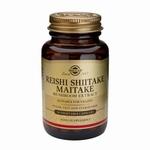 Solgar 2327 Reishi Shiitake Maitake Extract 50caps