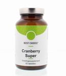 Best Choice Cranberry super 60tab