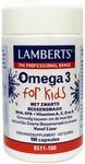 Lamberts Omega 3 for kids 100cap