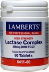 Lamberts Lactase complex 200 mg 60tab