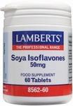 Lamberts Soja isoflavonen 50 mg 60tab