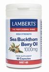 Lamberts Duindoorn olie 1000 mg 60cap