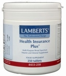 Lamberts Health insurance plus 250tab