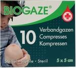 Biogaze  5x5cm 10st