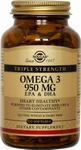 Solgar 2058 Omega-3 Triple Strength 100caps